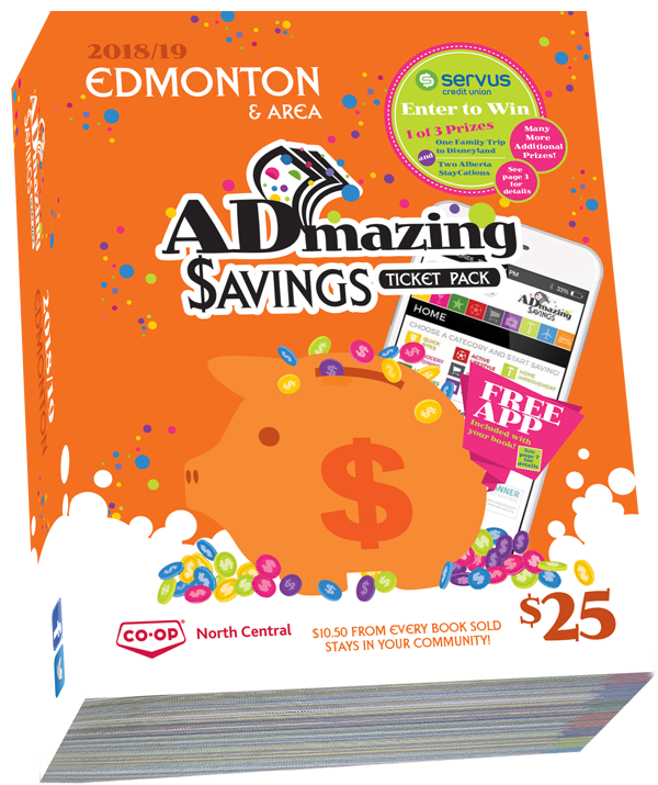 Admazing Savings Edmonton