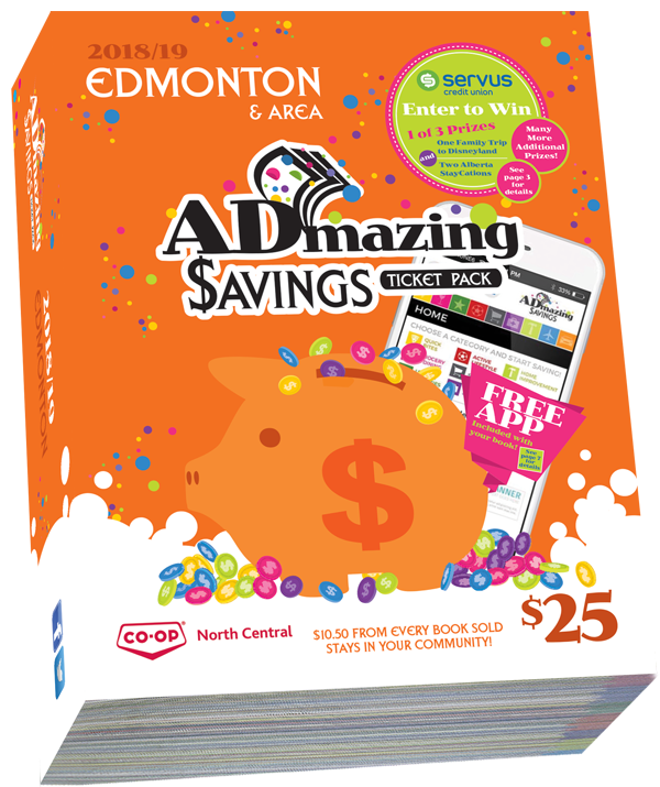 student union coupon book red deer