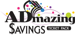 Admazing Savings Logo